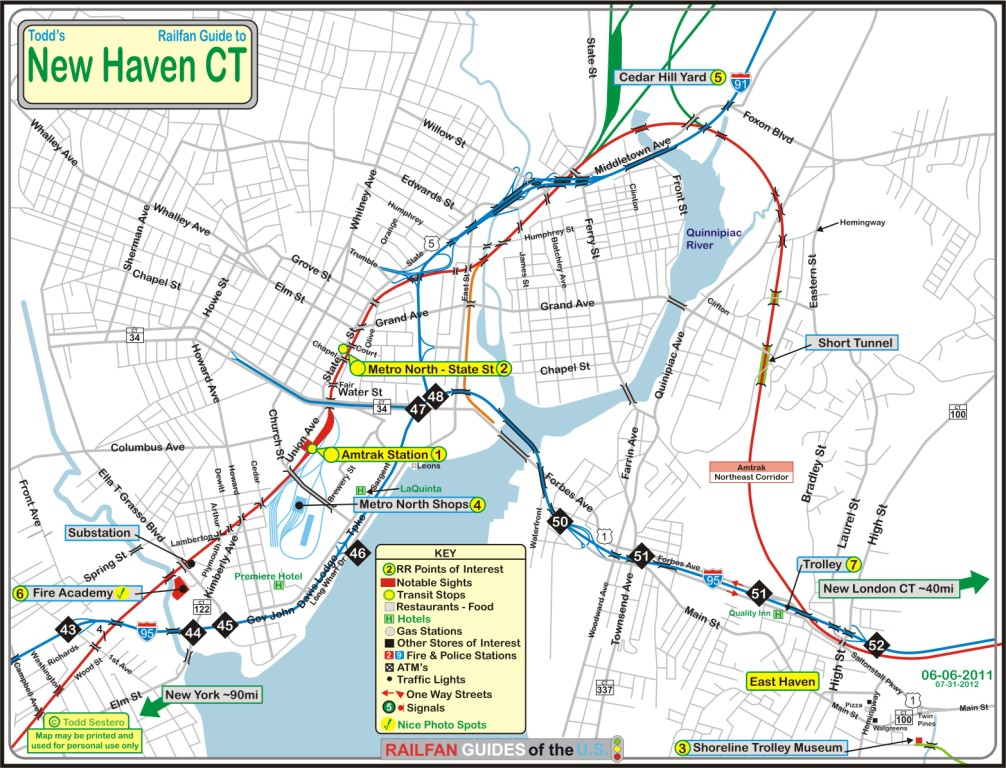 Railfan Guide to New Haven CT on new haven geographical map, metro-north track map, la metro line map, new haven rail map, harlem new york map, metro-north train fairfield county map, new haven indiana zoning map, new haven city map, new haven florida map, metro-north connecticut map, metro-north map from westchester, west haven metro-north map, metro-north route map, metro-north harlem line map, new haven prospect hill map, ct trolley line map, metro-north train line map, port jervis line map,